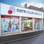 Distri Club Médical, vente et location de matériel médical