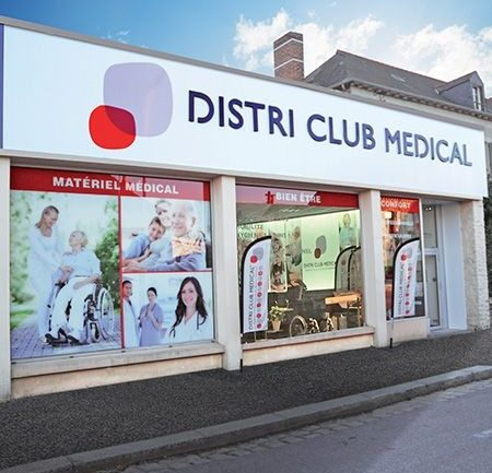 Distri Club Medical Vente Location Materiel Medical 1
