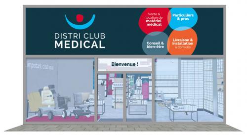 Distri Club Medical Vente Location Materiel Medical